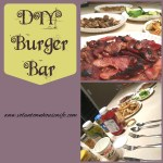 DIY Burger Bar