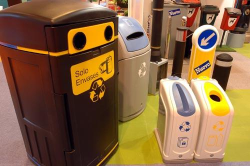 Cada español genera 525 kilos de basura al año