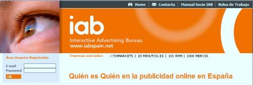 Quien es quien en la publicidad online en España