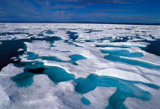 Metano en el ártico