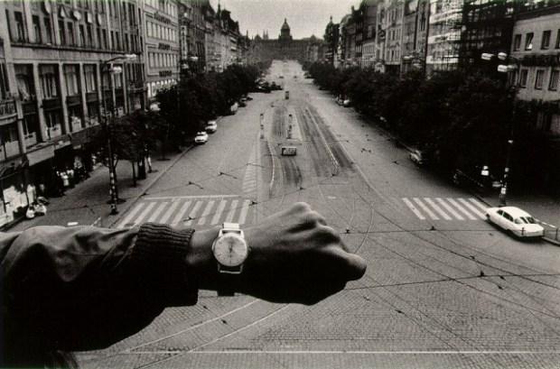 Reloj en Checoslovaquia