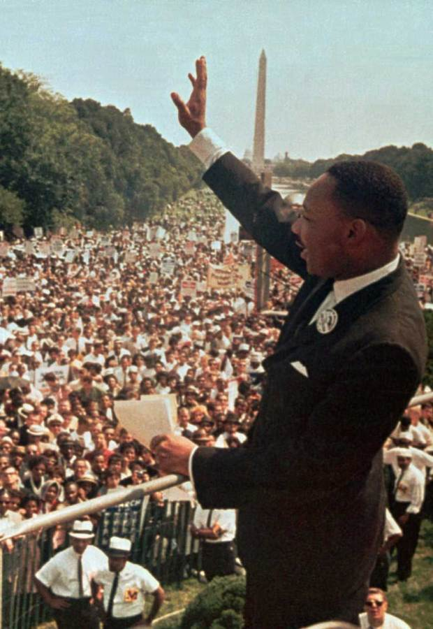 I Have a Dream (Martin Luther King)