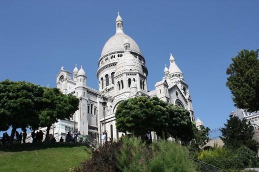 Sacre Coeur - París