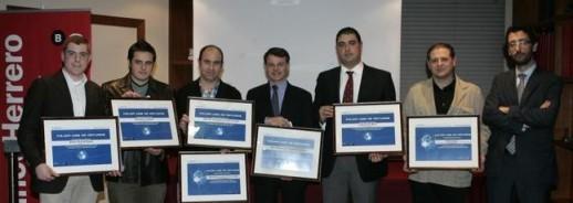 Premio a la mejor web asturiana 2009