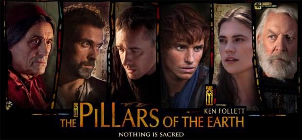 Los Pilares de la Tierra de Ken Follet