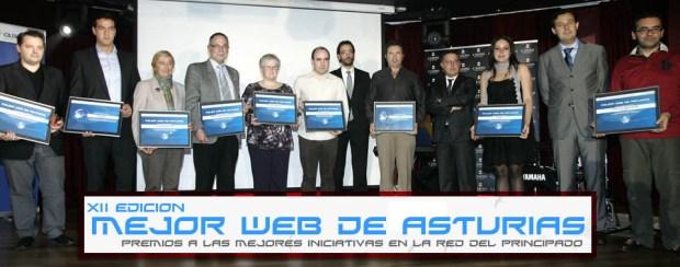XII Premios a la Mejor Web de Asturias
