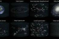 Una porción de universo