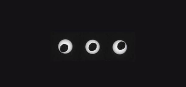 Eclipse de Fobos