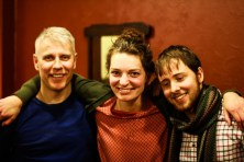 Erin Propp, Larry Roy & Luke Sellick in Concert 2013