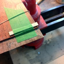 Making Spacers to Establish the Correct Neck Angle