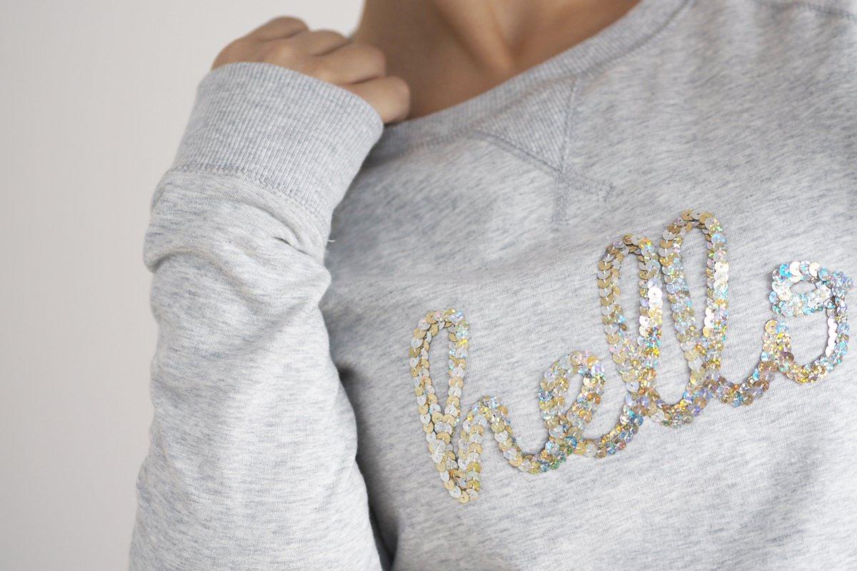 [DIY] Pullover selbst gestalten - sei Dein eigener Designer