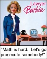 LAWYER BARBIE