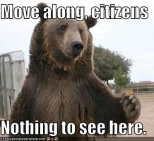 move along citizens
