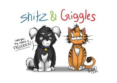 shitz and giggles