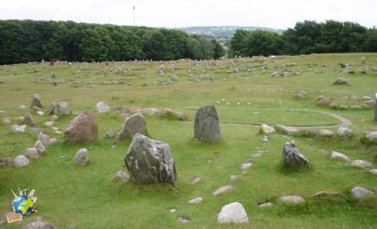 cimetière viking logo