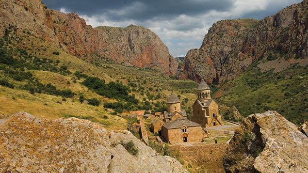 découvrir l'arménie