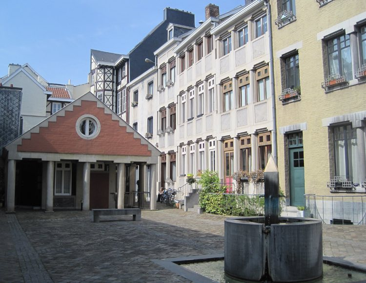 Liège - Cour St Antoine