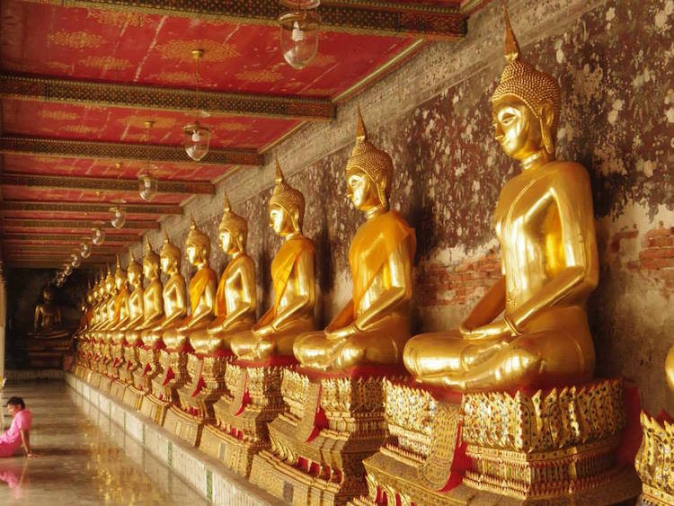 partir en thailande