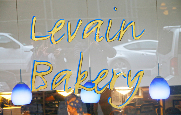 logo levain bakery