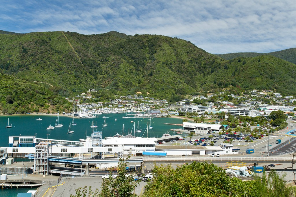 Queen Charlotte Drive - Picton