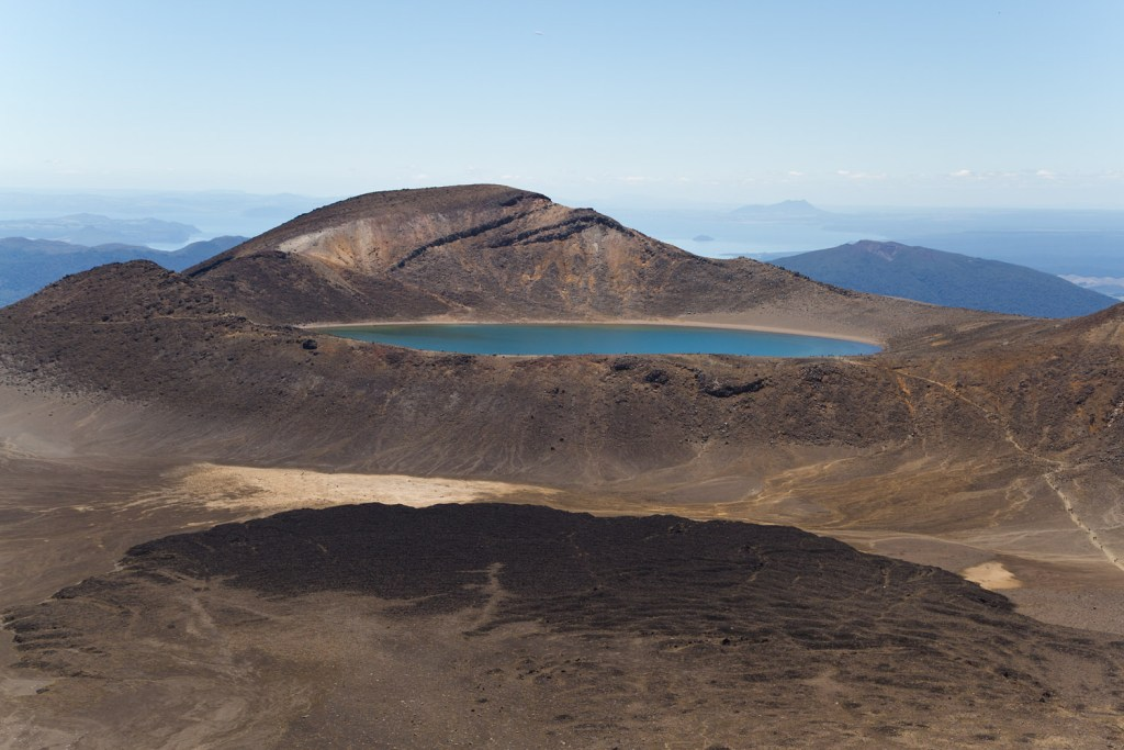 Tongariro Alpine Crossing - 4