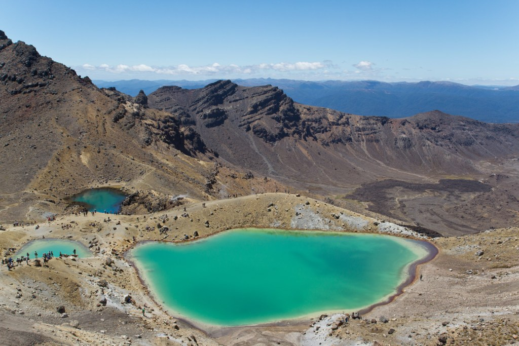 Tongariro Alpine Crossing - 5