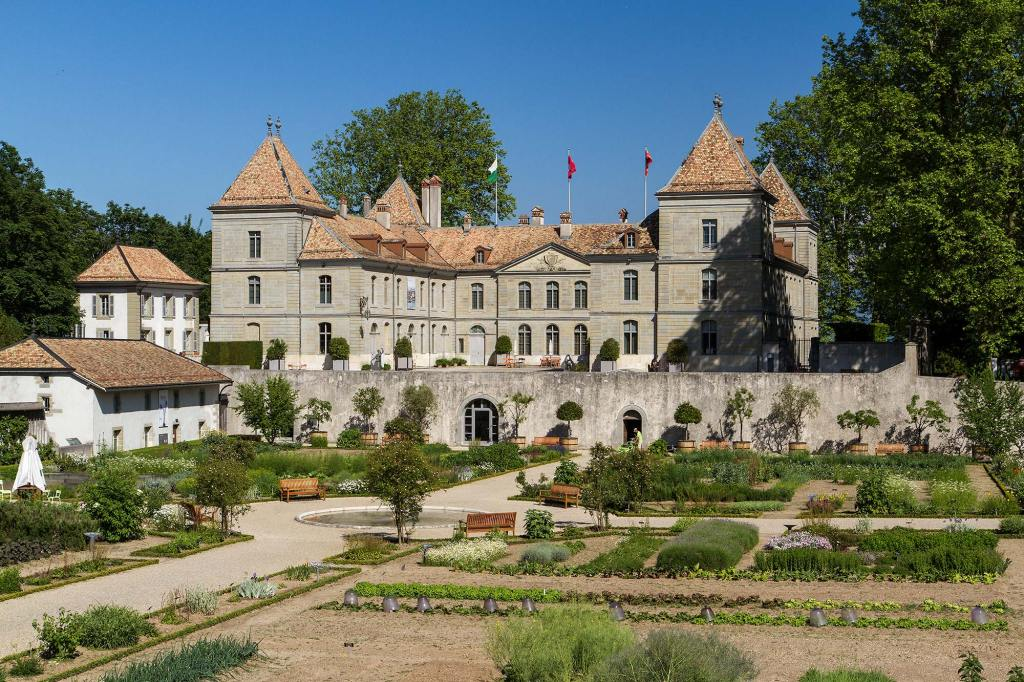 prangins-chateau