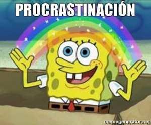 procrastinacin