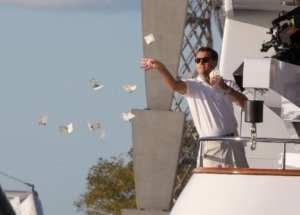 Cuando despilfarras tu dinero y no ahorras para el futuro
