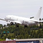 P8-A T2 Take off at Boeing Field