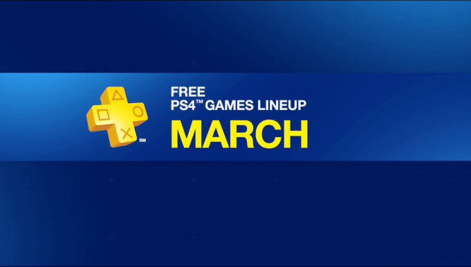 PlayStation Plus March