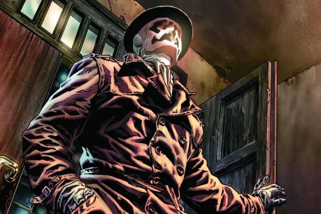 Injustice 2 Rorschach