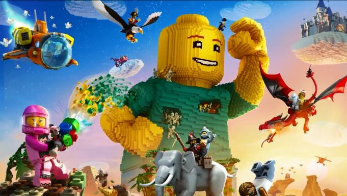 Lego: Worlds