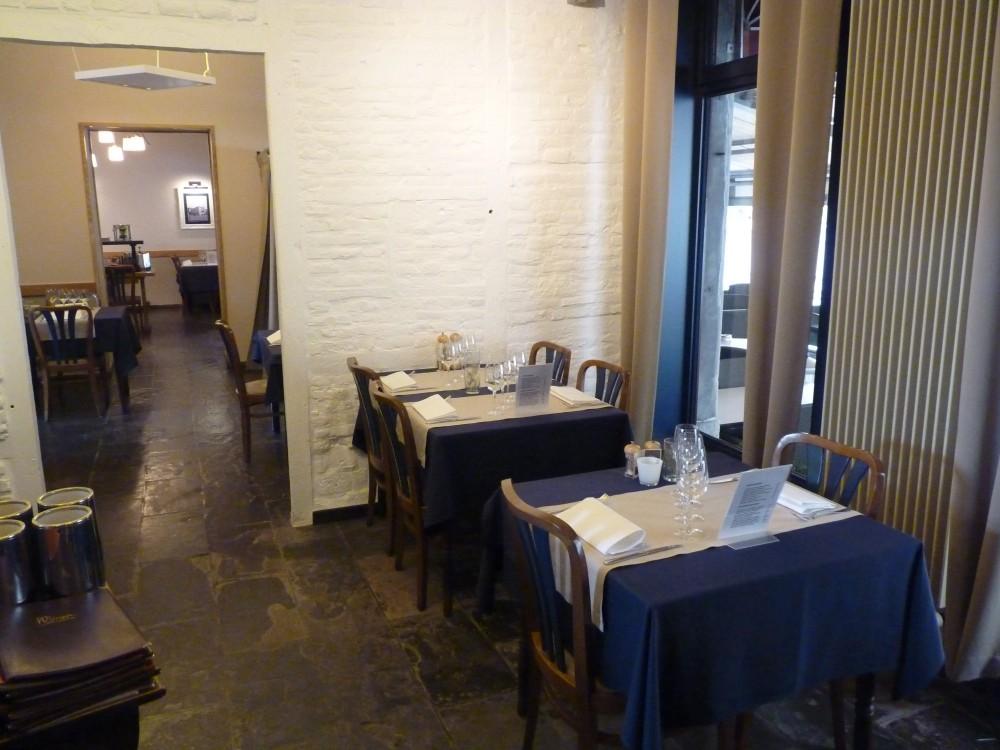 Restaurant t vrijthof Tongeren interieur66