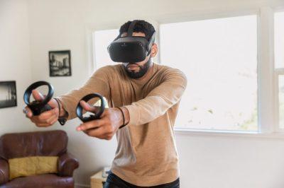 Oculus Quest im Test: Virtual Reality für die Masse - VR∙Nerds