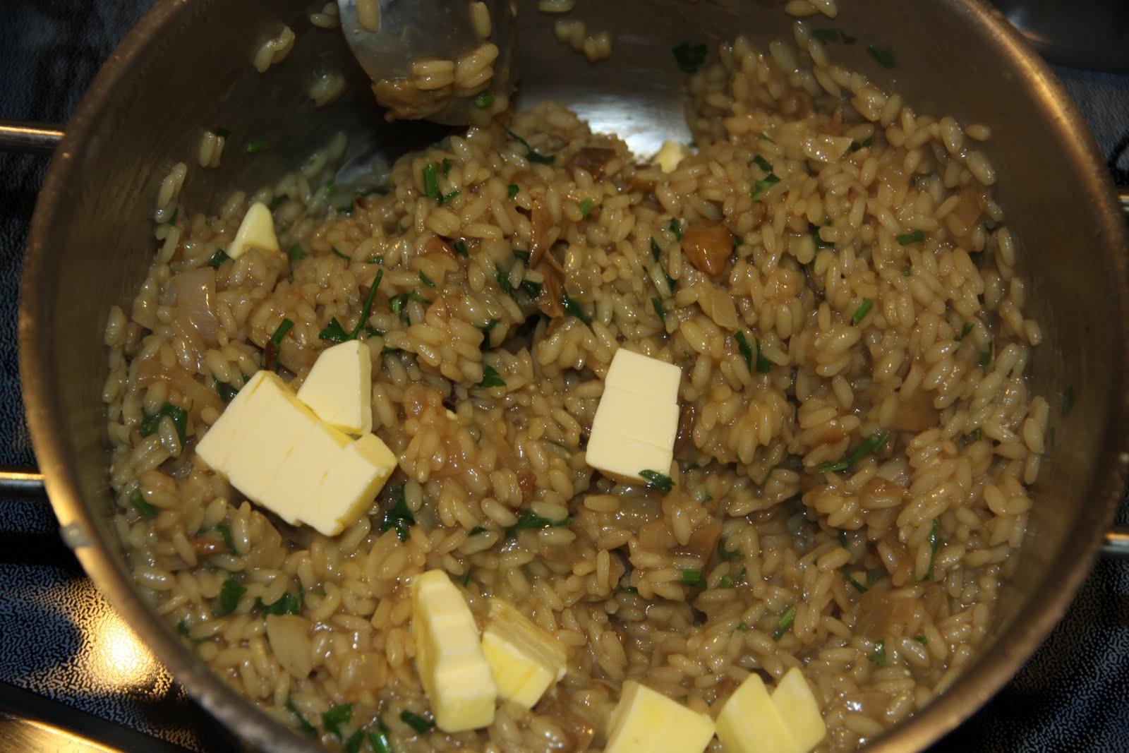 Рис с грибами пошаговые фото
