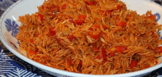 Нигерийский плов Jollof Rice