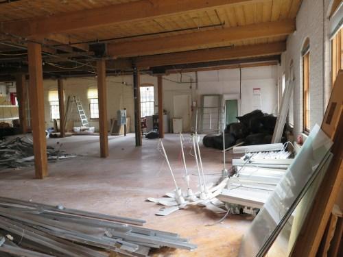 Demolition Update
