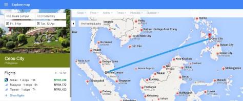 Google Flights 2