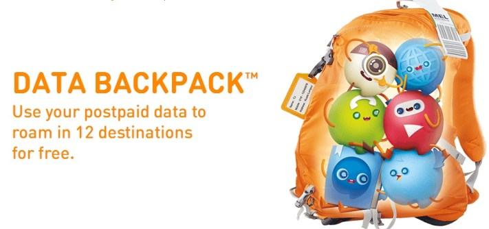 U Mobile Data Backpack