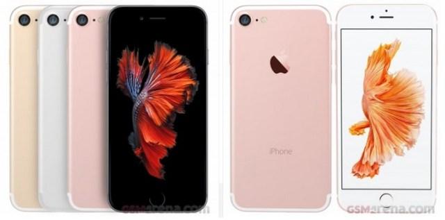 Apple iPhone 7 Render 2