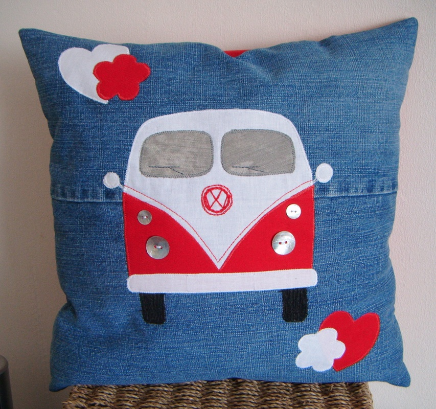 VW Camper Cushions