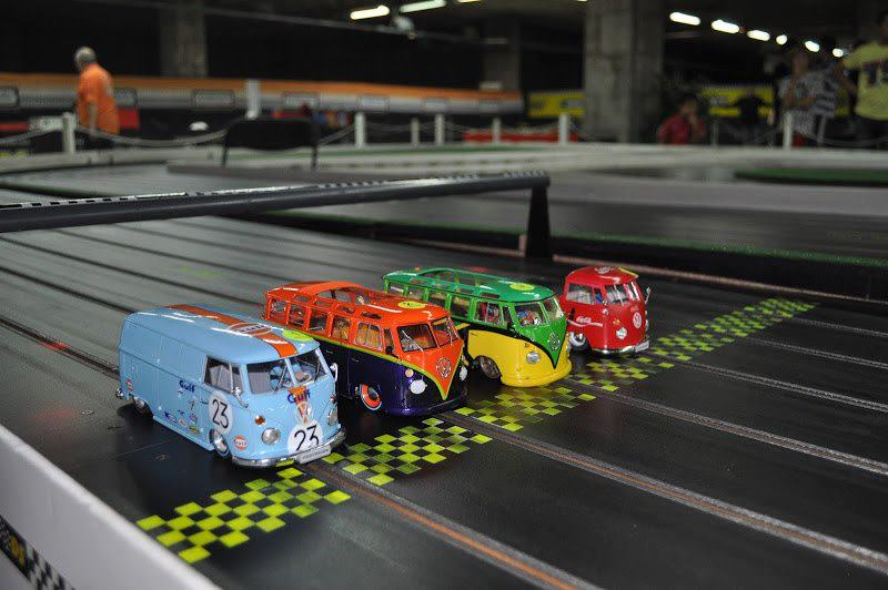 VW Bus Scalextric. Yes Please Santa