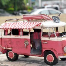 Cute Miniature VW Bus