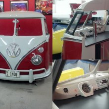 The VW Bus Bar