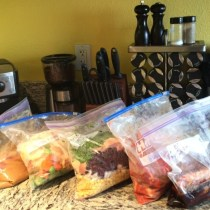 Vy Loves to Eat - Slow Cooker Prep Bags