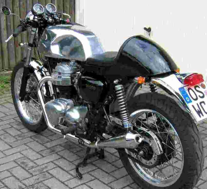 Kawasaki W800 Cafe Racer Teile Motorjdi Co