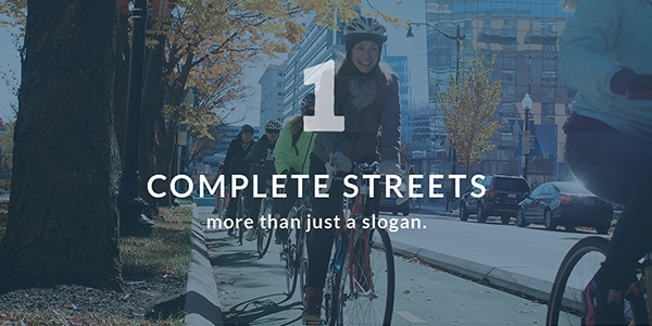 Complete Streets: More than just a slogan