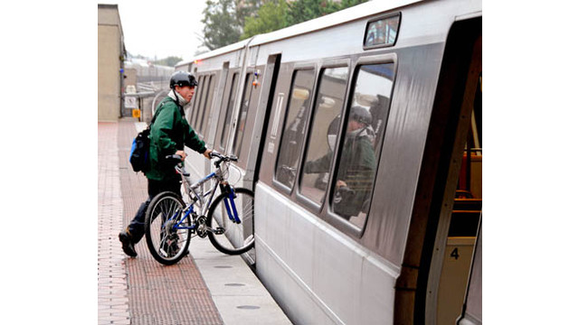 Can You Take Bikes On Dc Metro Image via WMATA