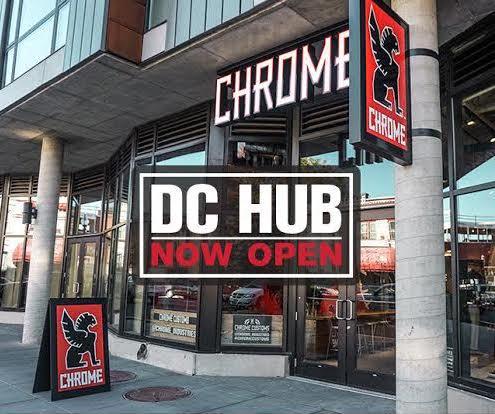 Chrome Storefront
